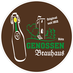 Genossen Brauhaus Rötz Logo